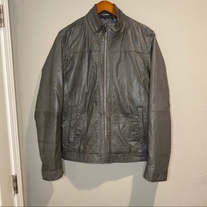 Hugo Boss Goat Leather Jacket